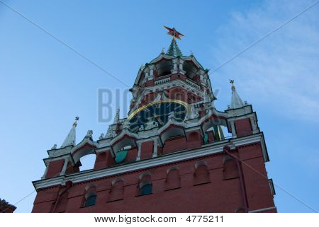 The Kremlin Chiming Clock