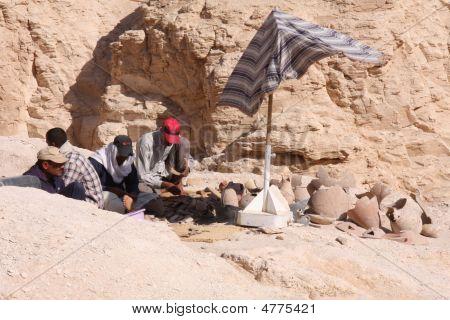 Archaelogical Dig