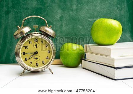 School Time Again