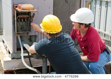Reparatur industrial Air conditioner