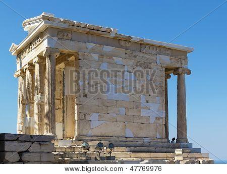 Templo de Atenea Nike, Atenas