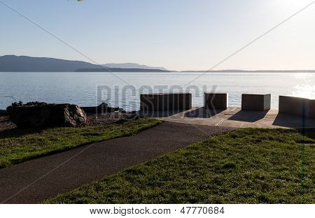 Bellingham Bay-sitting Blocks