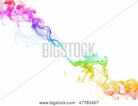 Smoke Color Background