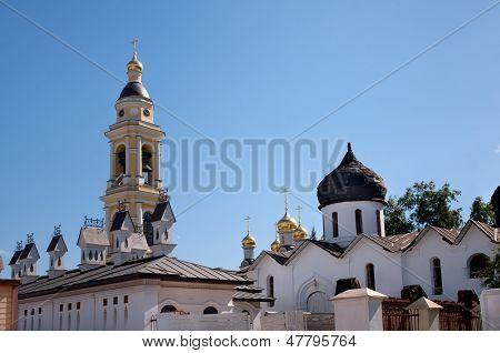 Archangel Michael Church In Michailovskaya Sloboda