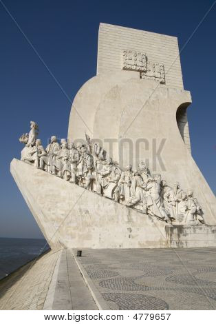 Padrao Dos Descobrimentos (monument To The Discoveries).