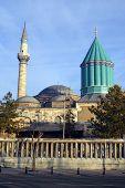 Mevlana Mosque poster