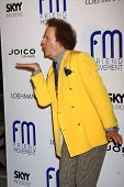 LOS ANGELES - JUL 1:  Richard Simmons arrives at the Friend Movement Anti-Bullying Benefit Concert a