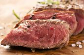 foto of t-bone steak  - beef steak - JPG