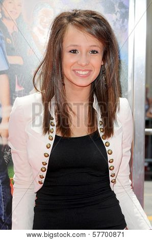 Caitlyn Taylor Love  at the Los Angeles Premiere of 'Shorts'. Grauman's Chinese Theatre, Hollywood, CA. 08-15-09