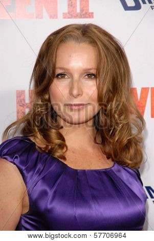 Elle Travis  at the Los Angeles Premiere of 'Halloween II'. Grauman's Chinese Theatre, Hollywood, CA. 08-24-09