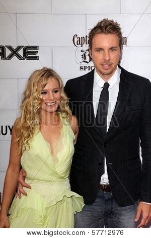 "Kristen Bell, Dax Shepard at Spike TV's 2012 ""Guys Choice"" Awards, Sony Studios, Culver City, CA 06-02-12"
