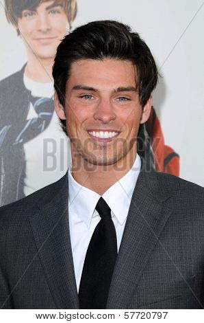 Adam Gregory at the Los Angeles Premiere of '17 Again'. Grauman's Chinese Theatre, Hollywood, CA. 04-17-09