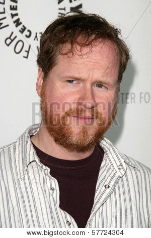 Joss Whedon  at 'Dollhouse' presented by the Twenty-Sixth Annual William S. Paley Television Festival. Arclight Cinerama Dome, Hollywood, CA. 04-15-09