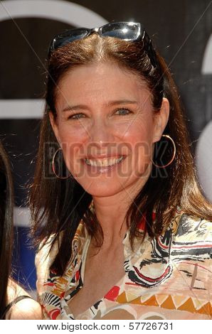 Mimi Rogers at the World Premiere of 'Earth'. El Capitan Theatre, Hollywood, CA. 04-18-09