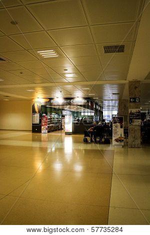Duty Free Restaurant, Girona Airport