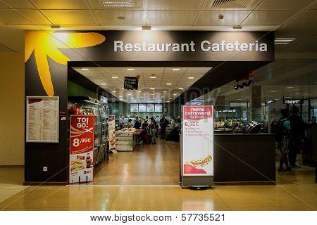 Duty Free, Girona Airport