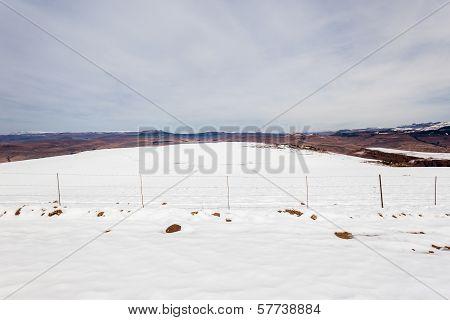 Winter Snowscapes