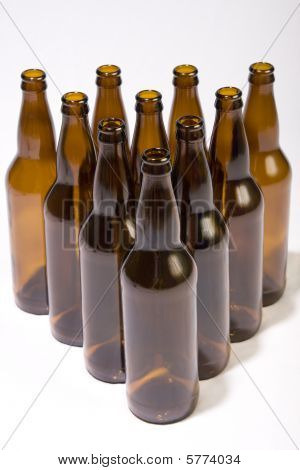 Beer Bottle Bowling