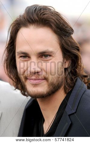 Taylor Kitsch at the United States Premiere of 'X-Men Origins Wolverine'. Harkins Theatres, Tempe, AZ. 04-27-09