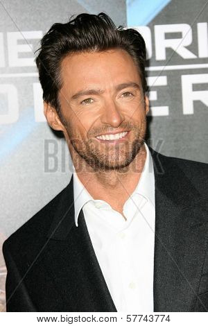 Hugh Jackman at the Industry Screening of 'X-Men Origins Wolverine'. Grauman's Chinese Theater, Hollywood, CA. 04-28-09
