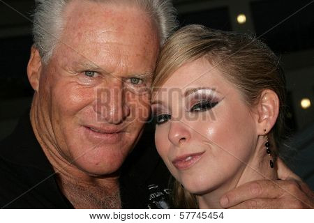 Randy West and Sunny Lane at the Los Angeles Premiere of 'Naked Ambition an R-Rated Look at an X-Rated Industry'. Laemmle Sunset 5 Cinemas, West Hollywood, CA. 04-30-09