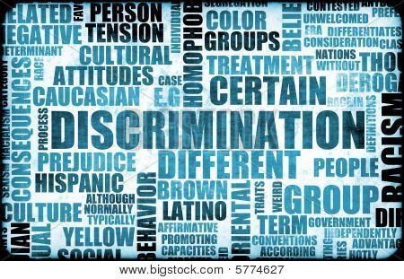 Diskriminierung