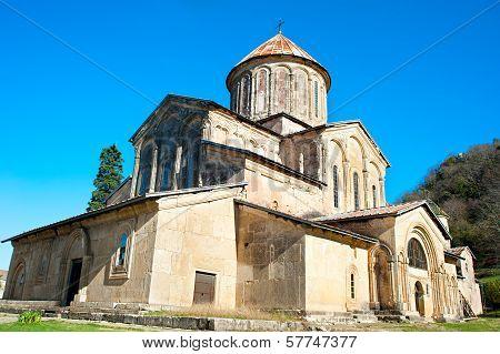 View Of Gelati Monastery