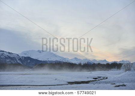 Chilkat River.