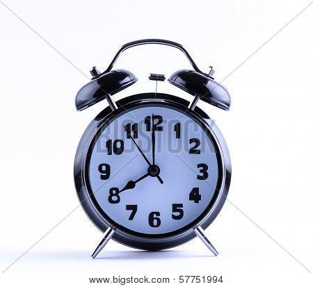 Alarm Clock  With Eight O'clock