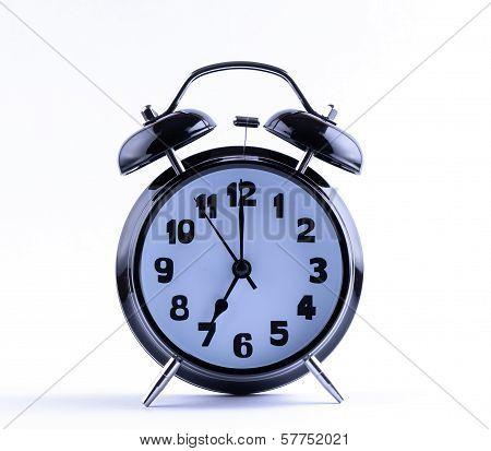 Alarm Clock  Seven O'clock