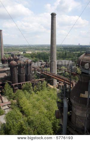 Duisburg Nord - acería