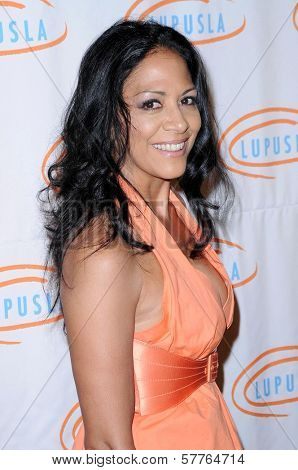 Sheila E  at the 9th Annual Lupus LA Orange Ball. Beverly Wilshire Four Seasons, Beverly Hills, CA. 05-28-09