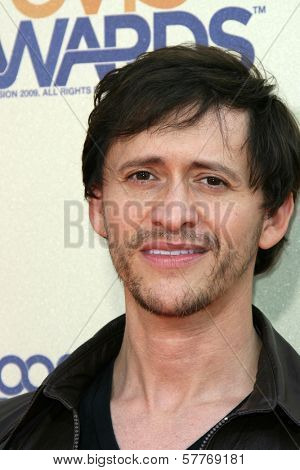 Clifton Collins Jr  at the 2009 MTV Movie Awards Arrivals. Gibson Amphitheatre, Universal City, CA. 05-31-09