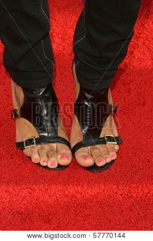 Saleisha Stowers's s at the Los Angeles Premiere of 'The Proposal'. El Capitan Theatre, Hollywood, CA. 06-01-09