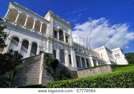 Livadia Palace, Crimea, Ukraine