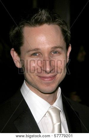 Elliot Graham at the 59th Annual ACE Eddie Awards. Beverly Hilton Hotel, Beverly Hills, CA. 02-15-09