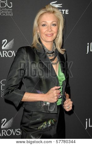 Nadja Swarovski at the 11th Annual Costume Designers Guild Awards. Four Seasons Beverly Wilshire Hotel, Beverly Hills, CA. 02-17-09