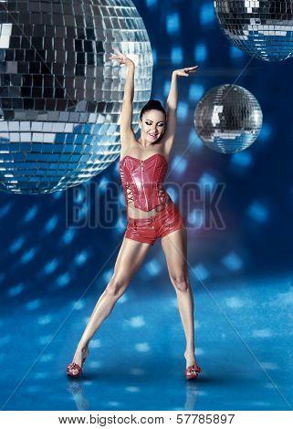 Go-go Dancer Girl