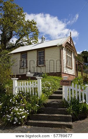 Mangonui Courthouse, New Zealand