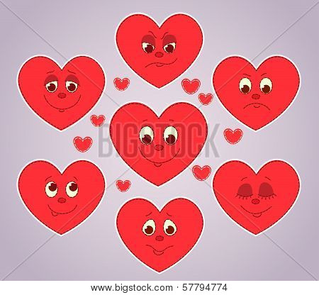 Hearts Smiles.