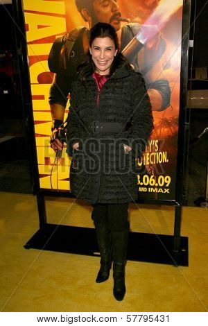 Jo Champa at the U.S. Premiere of 'Watchmen'. Grauman's Chinese Theatre, Hollywood, CA. 03-02-09