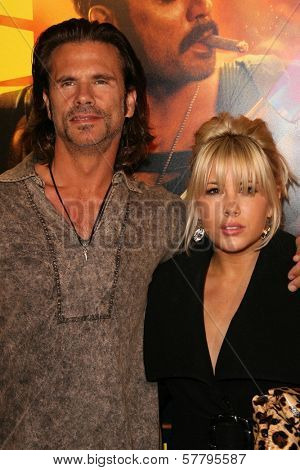 Lorenzo Lamas at the U.S. Premiere of 'Watchmen'. Grauman's Chinese Theatre, Hollywood, CA. 03-02-09