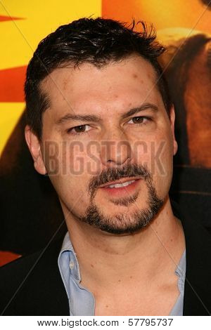 David Hayter at the U.S. Premiere of 'Watchmen'. Grauman's Chinese Theatre, Hollywood, CA. 03-02-09