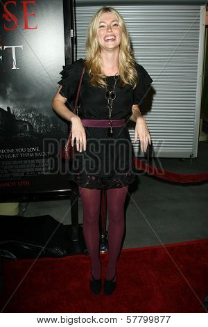 Diora Baird  at the Los Angeles Premiere of 'The Last House On The Left'. Arclight Hollywood,Hollywood, CA. 03-10-09