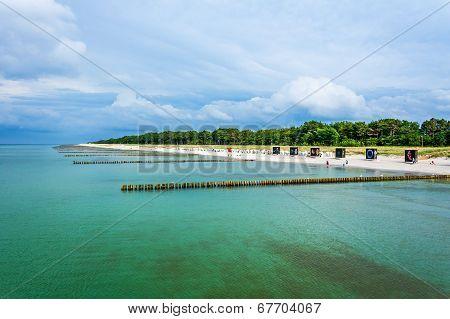 Zingst Beach