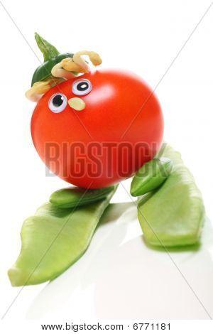 Tomato Skier