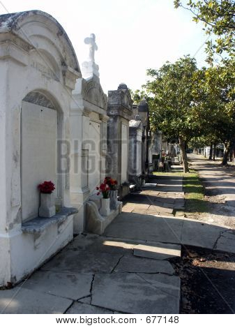 Old Tombs