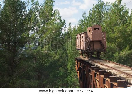 Holocaust train