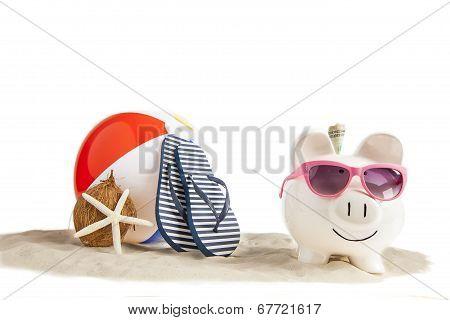 Ready For Fun Beach Vacation