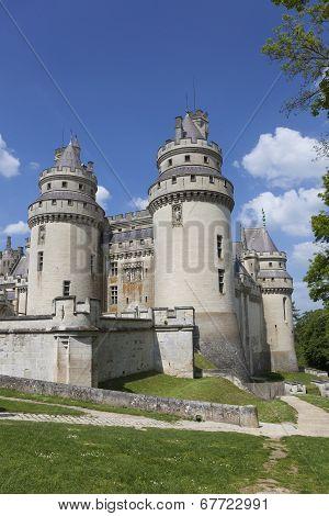 Pierrefonds Castle, Picardy, France